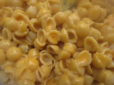 mac and cheese homemade substitute hungry